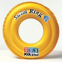 Круг DELUXE SWIM RING POOL SCHOOL 51 см (от 3-6 лет) 58231EU